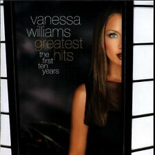 Vanessa Williams : Greatest Hits: The First Ten Years CD (2002)