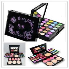 Fashion 24 Full Color Pro Makeup Set Kit EyeShadow Lip Gloss Palette Blusher TC