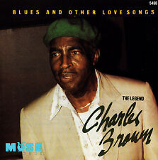 The Legend CHARLES BROWN - CD - BLUES AND OTHER LOVE SONGS