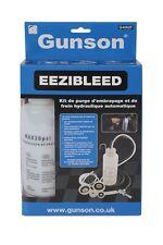 Gunson Herramientas! hágalo usted mismo Herramienta De Embrague De Freno De Purga Eezibleed 1 Kit de herramientas de hombre