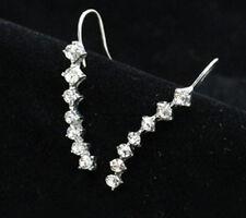 Fashion DIY handmade stone long earrings  for girl  Stud Earrings j5259