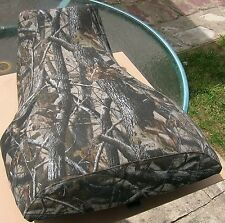 400 / 450 yamaha kodiak camo seat cover 2000&up