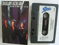CRAIG MCLACHLAN AND CHECK 1-2 SELF TITLED UK RELEASE CASSETTE TAPE