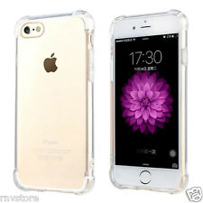 iPhone 7 Cover Case Handphone Case TPU Silicon Case Ready Stock- Clear