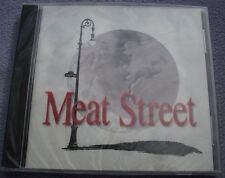 MEAT STREET A Musical Comedy NEW SEALED Neal Fox WIRE DUCK Zombies