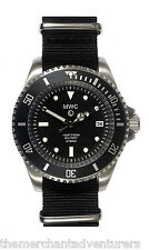 MWC | 300m | Hybrid | Stainless Steel | Submariners/Divers Miltary Watch