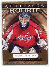 2009-10 Artifacts 171 Michal Neuvirth Rookie 665/999