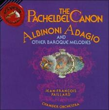 The Pachelbel Canon, Albinoni Adagio And Other Baroque Melodies by Various Com..