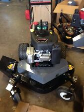 "Sutech 33"" Commercial Walkbehind Mower Briggs 15.5 Electric Start"