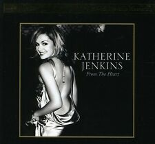From The Heart: K2hd - Katherine Jenkins (2011, CD NIEUW)