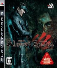 Used PS3 Vampire Rain: Altered Species Japan Import