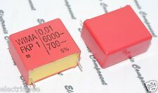 2pcs- WIMA FKP1 0.01uF (0,01µF 10nF) 6000V 5% pitch:27.5mm Capacitor
