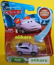 "Look ""B - WILMAR FLATTZ - #161 McQueen Fan Disney Cars Lenticular My Eyes Change"