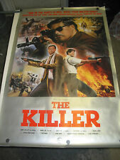 THE KILLER /ORIG. ONE SHEET MOVIE POSTER (JOHN WOO)