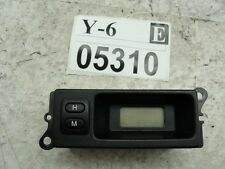 2002-2005 FREELANDER FRONT DASH INSTRUMENT PANEL DISPLAY CLOCK WATCH LCD SCREEN