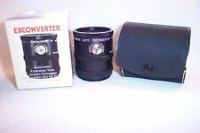 EX Converter NEW Automatic Extension Tube&2x Converter for Pentax/Pratica (LN-7)