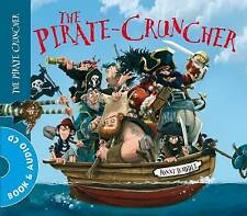 The Pirate Cruncher by Jonny Duddle (Mixed media product, 2011) NEW BOOK WITH CD