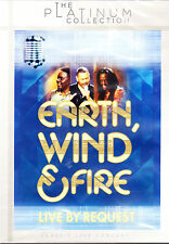 EARTH, WIND & FIRE live by request (platinum collection) DVD NEU OVP