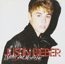 JUSTIN BIEBER - UNDER THE MISTLETOE  CD 11 TRACKS NEU