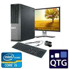 Dell Optiplex 790 Core I5 3.10 GHz 4GB RAM 320GB HDD DVDRW Linux Mint Desktop