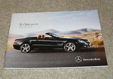 Mercedes SL Roadster Price List 2011 - SL300 SL350 SL500 AMG SL63 AMG