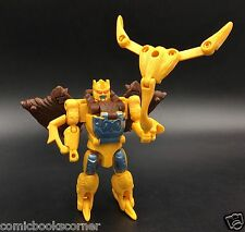 Beast Wars Transformers 1997 Combiner Class PROWL 100% Complete MAGNABOSS