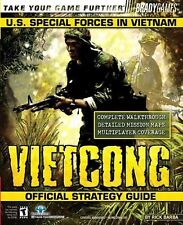NEW - Vietcong(TM) Official Strategy Guide (Bradygames Take Your Games Further)