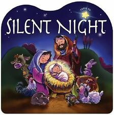 Pageant of Lights Book: Silent Night (2006, Board Book)