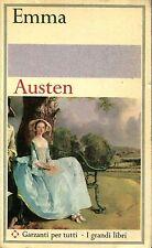Jane Austen = EMMA