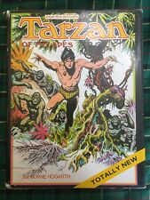 TARZAN OF THE APES 1972 BY BURNE HOGARTH 1ST ED. HARDCOVER