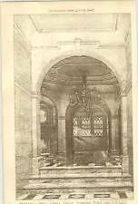 1907 Entrance Hall Ladies House Seymour Place John Lee