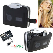 EZCAP Walkman MP3 Music Player, old cassette tape to MP3 Converter USB Flash