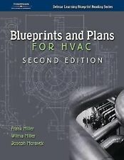 Blueprints and Plans for HVAC by Frank C. Miller, Joseph Moravek and Wilma B....