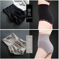 Japan Munafie High Waist Slimming Panty Seamless Body Belly Shaper  2pack