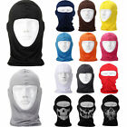 Full Face Mask lycra Balaclava Ultra-thin Outdoor Cycling Ski Neck Protection
