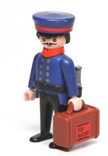 Playmobil Figure Victorian British Military General Aide Top Secret Case 5405