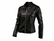 ESMARA black ladies leather-effect biker jacket germany brand , quality size16