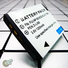 D-LI122/LI68/DLI122/DLI68 Battery for PENTAX Optio A36/S10/S12/VS20/Q/Q10/Q7