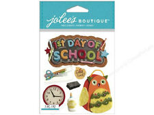 Jolee's Boutique Stickers - 1st Day Of School #1016