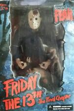 "MEZCO CINEMA OF FEAR FRIDAY THE 13TH FINAL CHAPTER 10"" JASON ACTION FIGURE 2011"