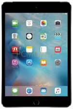 NUOVO APPLE IPAD MINI 4 16GB Wi-Fi + Cellulare-SPACE GRAY (mk862ll / A)