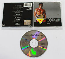 BILL CONTI Rocky III 3 1989 CD Sylvester Stallone MOVIE SOUNDTRACK OST