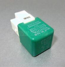 155-Toyota Lexus 4-Pin Green Cooler Fan Relay 90987-03003 Denso 156700-0130 B4-5