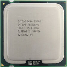Intel Pentium E5700 CPU, Dual Core, 3.0GHz, 2MB, 800MHz Processor, SLGTH LG