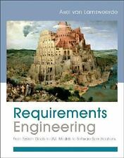 FAST SHIP - LAMSWEERDE 1e Requirements Engineering: From System Goals to UML X86