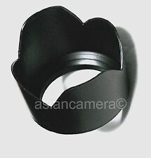 49mm Tele Photo Flower Patel Lens Hood Shade Screw-in 49 mm Asian