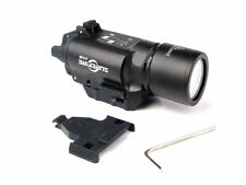 High Powerful Ultra Bright X300U LED Torch Light Flashlight For Rafile Pistol