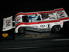 1/32 SLOT CAR MG VANQUISH CAN AM USED COLLECTIBLE LOLA T-260 JACKIE STEWART CA11