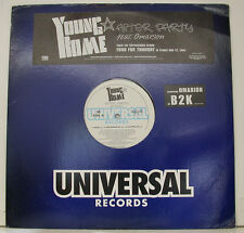 """YOUNG ROME - AFTER PARTY FEAT. OMARION OF B2K 12"""" MAXI SINGLE (i553)"""