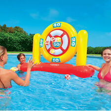 Intex Inflatable Swimming Pool Ball Dartz Game Toy